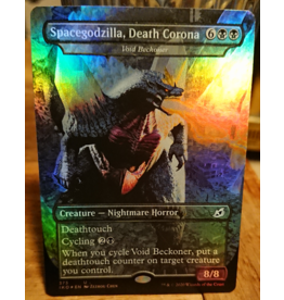 Spacegodzilla, Death Corona - Foil - NM - PIK