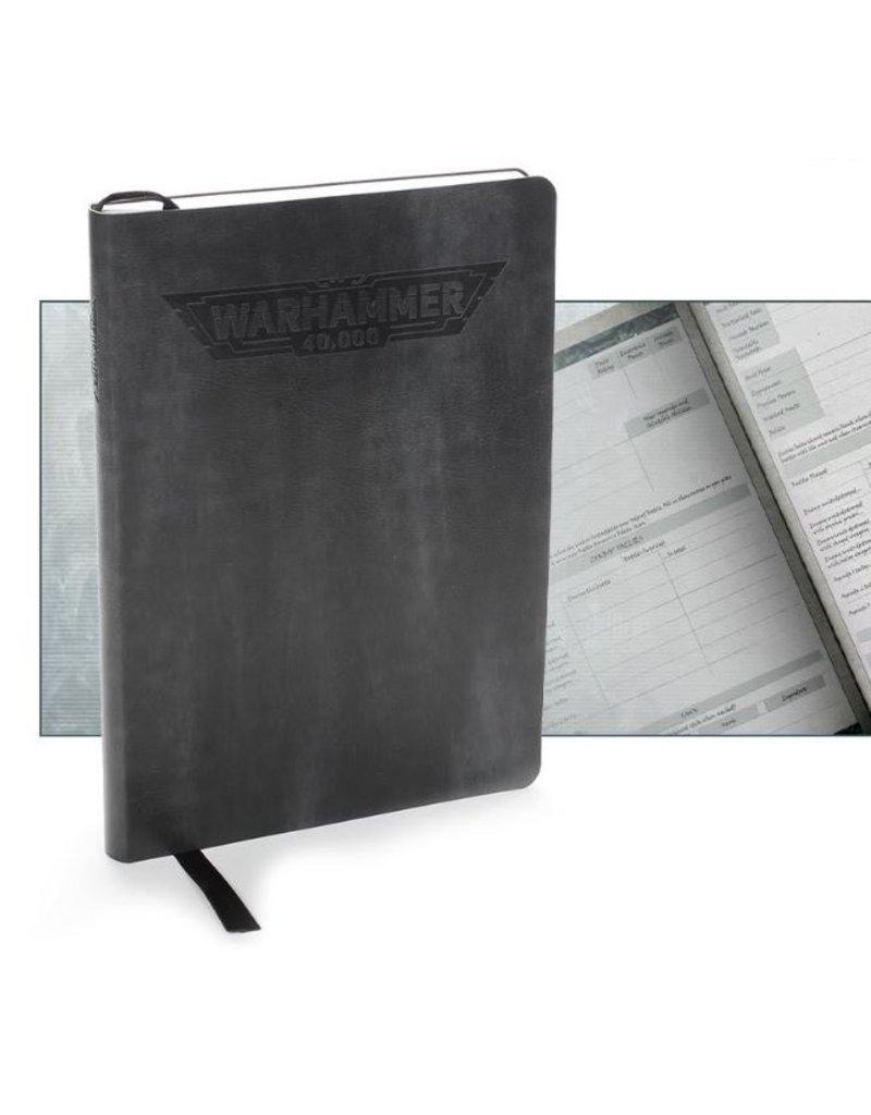 Games Workshop WH40K: Crusade Journal
