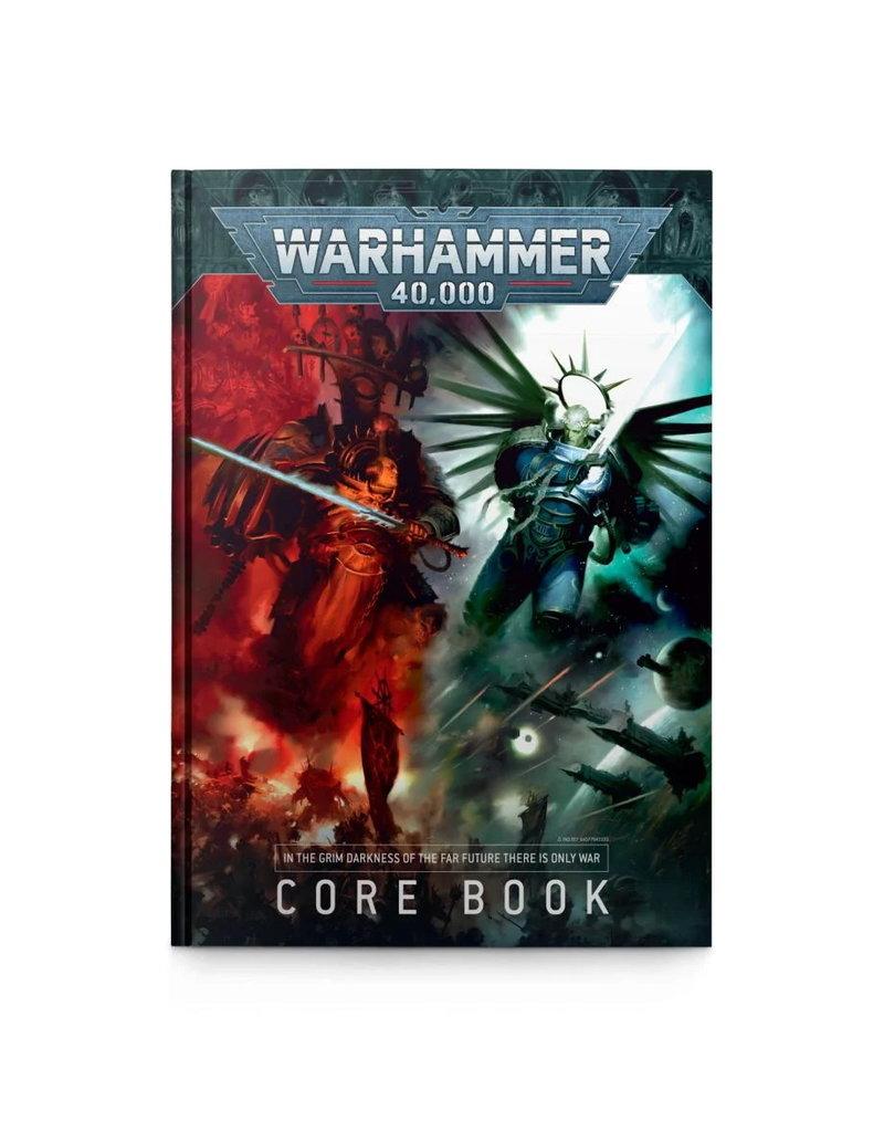 Games Workshop Warhammer 40000: Core Book