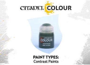 Paint - Contrast
