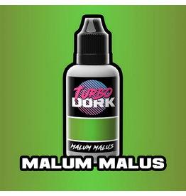 Malum Malus Metallic Acrylic Paint 20ml Bottle