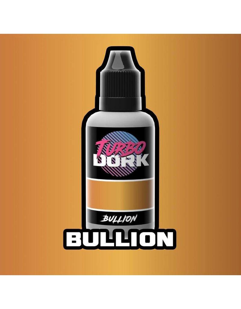 Bullion Metallic Acrylic Paint 20ml Bottle
