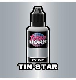 Tin Star Metallic Acrylic Paint 20ml Bottle