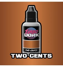 Two Cents Metallic Acrylic Paint 20ml Bottle