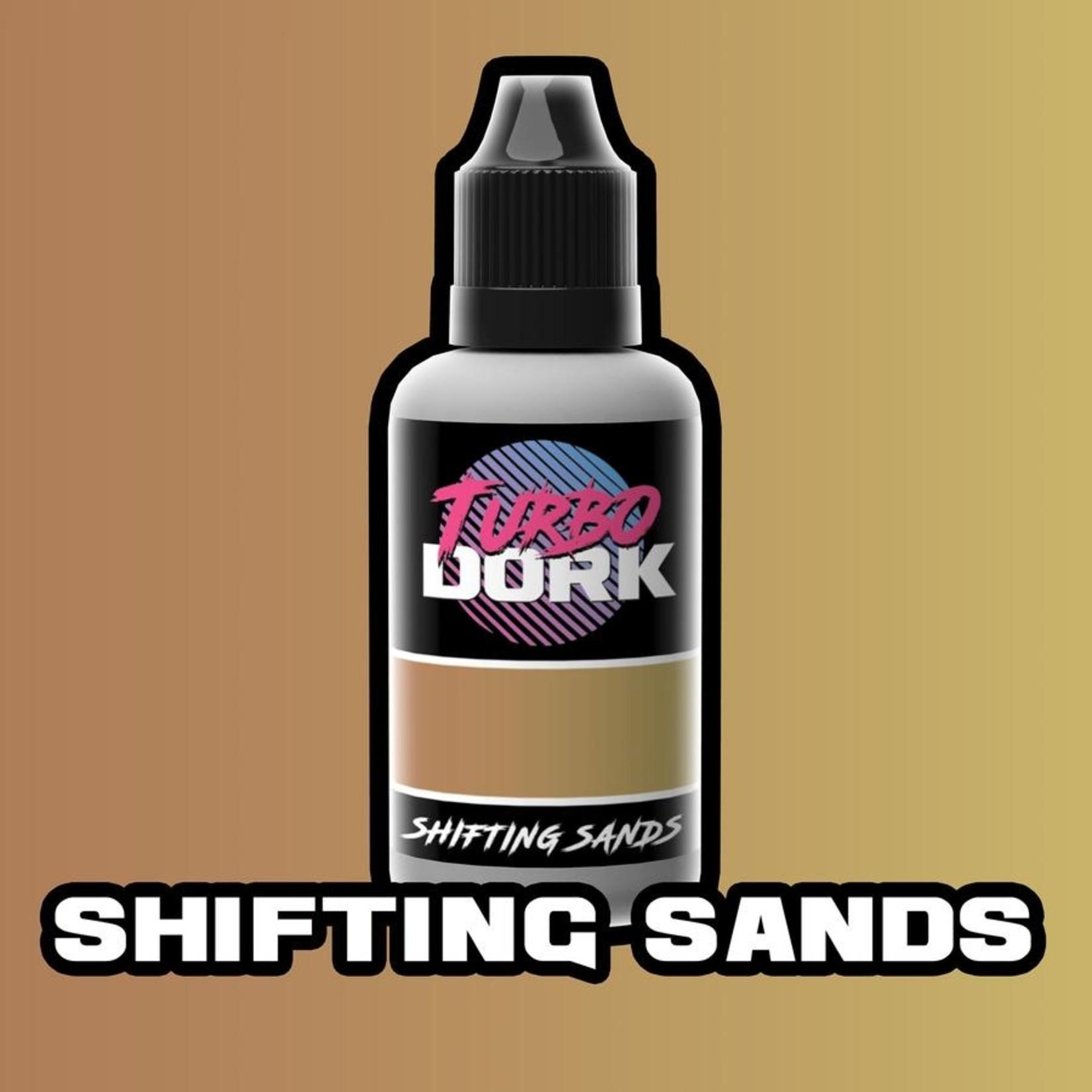 Turbodork Shifting Sands Turboshift Acrylic Paint 20ml Bottle