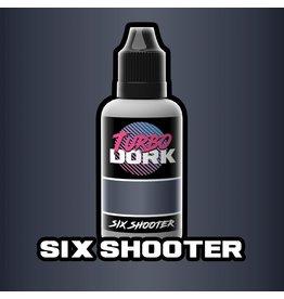 Six Shooter Metallic Acrylic Paint 20ml Bottle