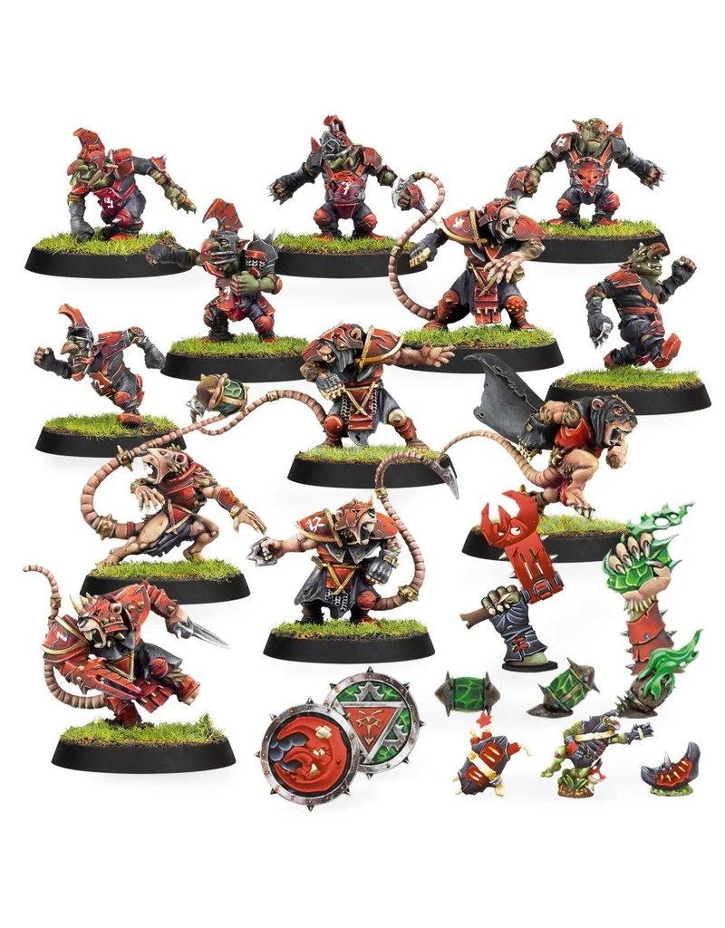 Games Workshop The Underworld Creepers – Underworld Denizens Blood Bowl Team