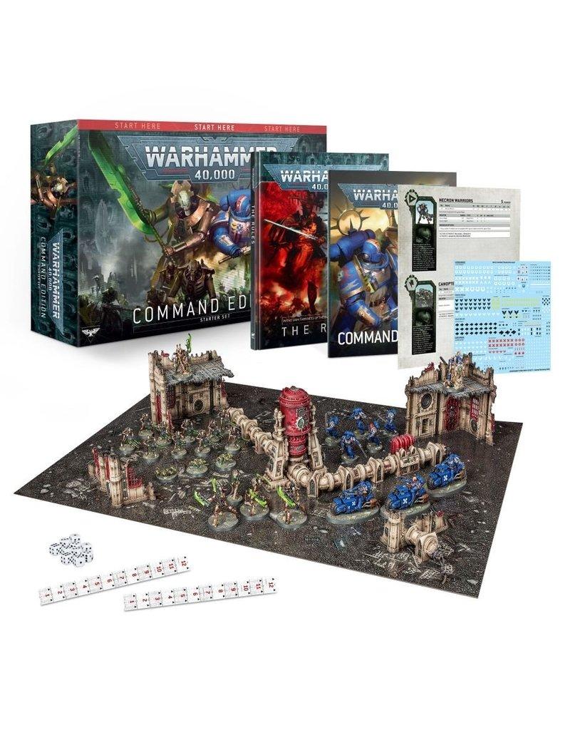 Games Workshop Warhammer 40,000 - Command Edition
