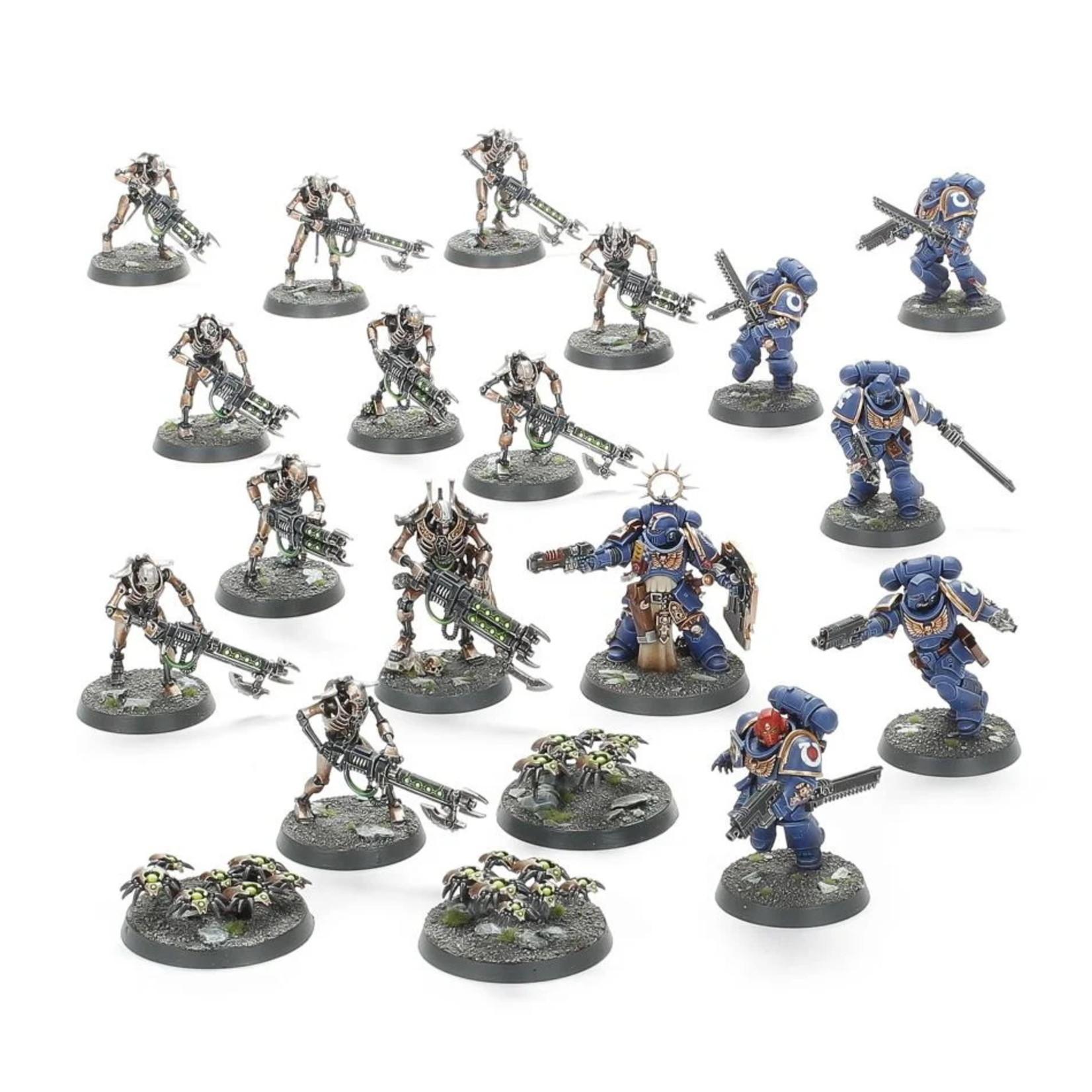 Games Workshop Warhammer 40,000 - Recruit Edition
