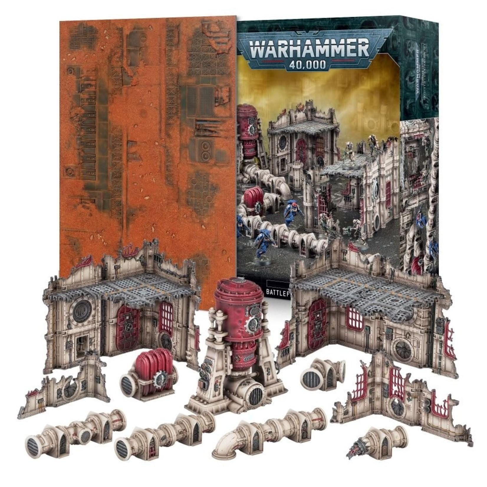 Games Workshop Warhammer 40,000 Command Edition Battlefield Expansion Set