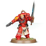Games Workshop Blood Angels Primaris Lieutenant Tolmeron