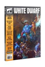Games Workshop WHITE DWARF 455 (AUG-20)