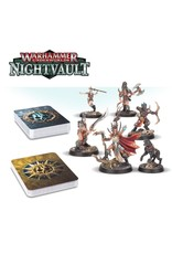 Games Workshop Warhammer Underworlds: Nightvault – Godsworn Hunt