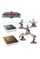 Games Workshop Warhammer Underworlds: Nightvault – Garrek's Reavers