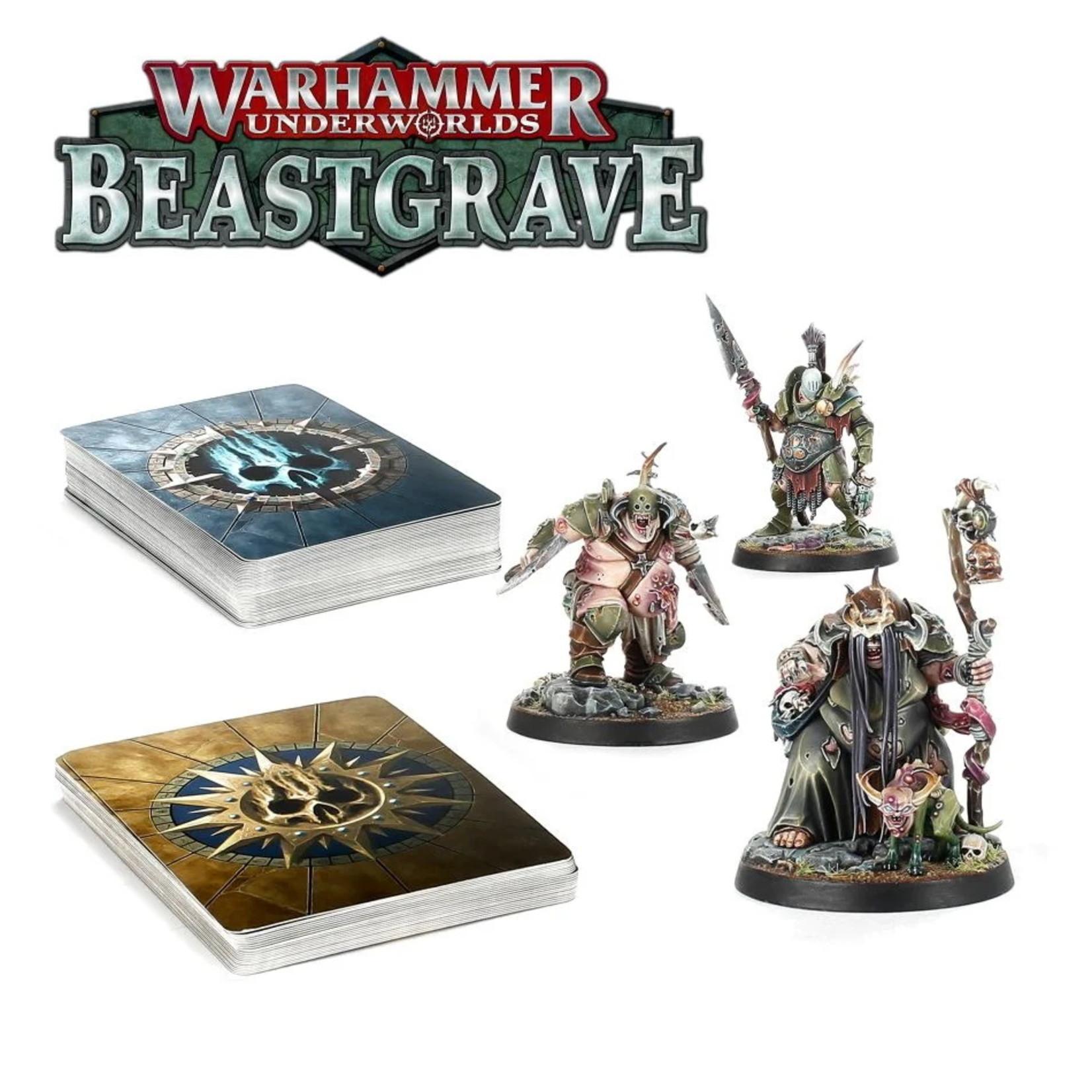 Games Workshop Warhammer Underworlds: Beastgrave – The Wurmspat