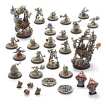 Games Workshop BLOOD BOWL: CRUD CREEK NOSEPICKERS TEAM