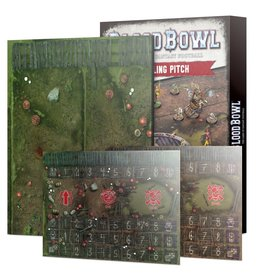 Games Workshop BLOOD BOWL SNOTLING TEAM PITCH & DUGOUTS