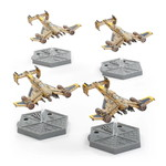 Games Workshop IMPERIAL NAVY AVENGER STRIKE FIGHTERS