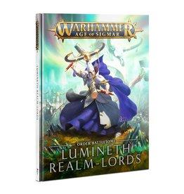 Games Workshop Battletome: Lumineth Realm-lords