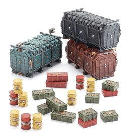 Games Workshop Battlezone: Manufactorum – Munitorum Armoured Containers