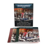 Games Workshop Battlezone: Manufactorum – Terrain Datasheet Cards