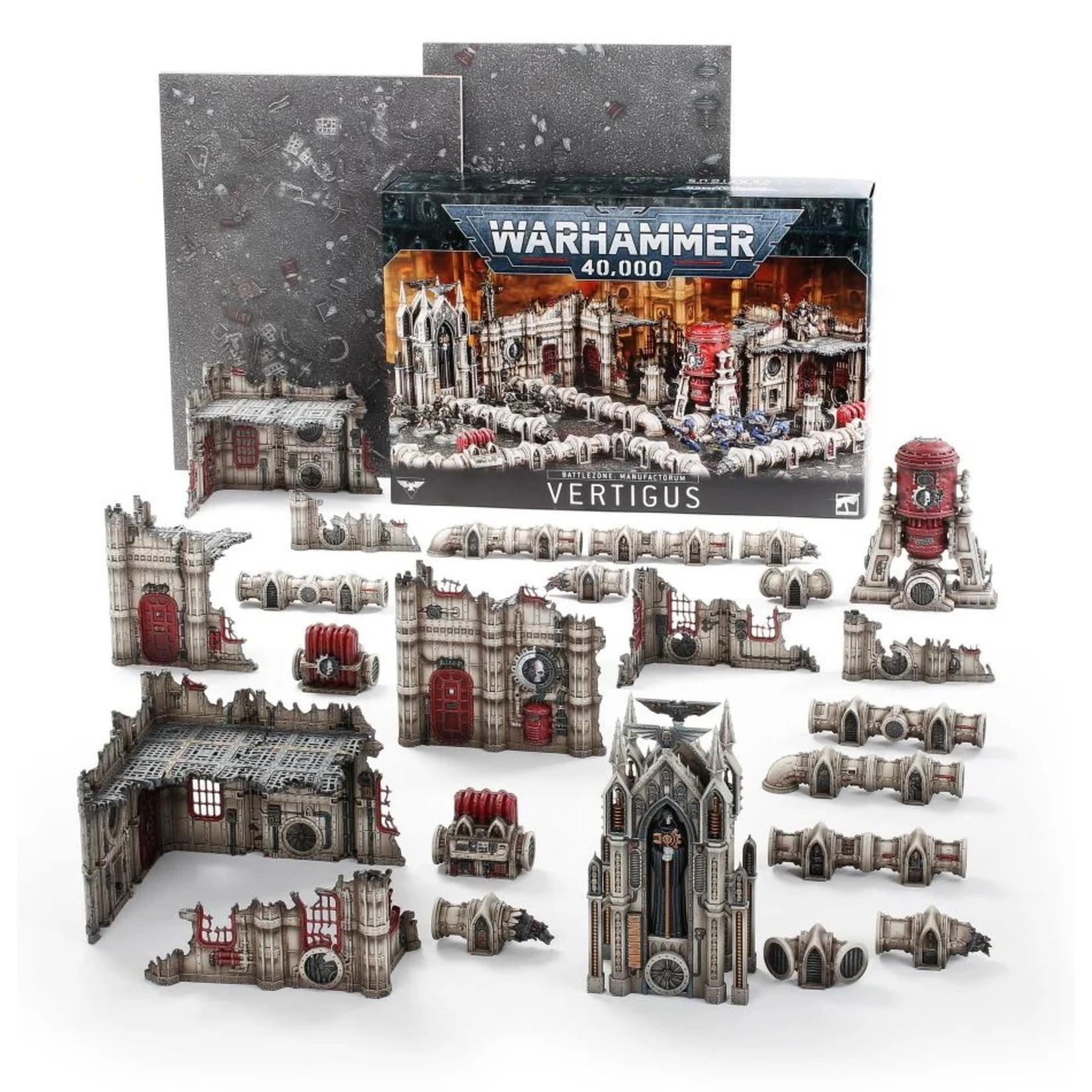 Games Workshop Battlezone: Manufactorum – Vertigus