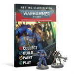 Games Workshop Getting Started with Warhammer 40,000