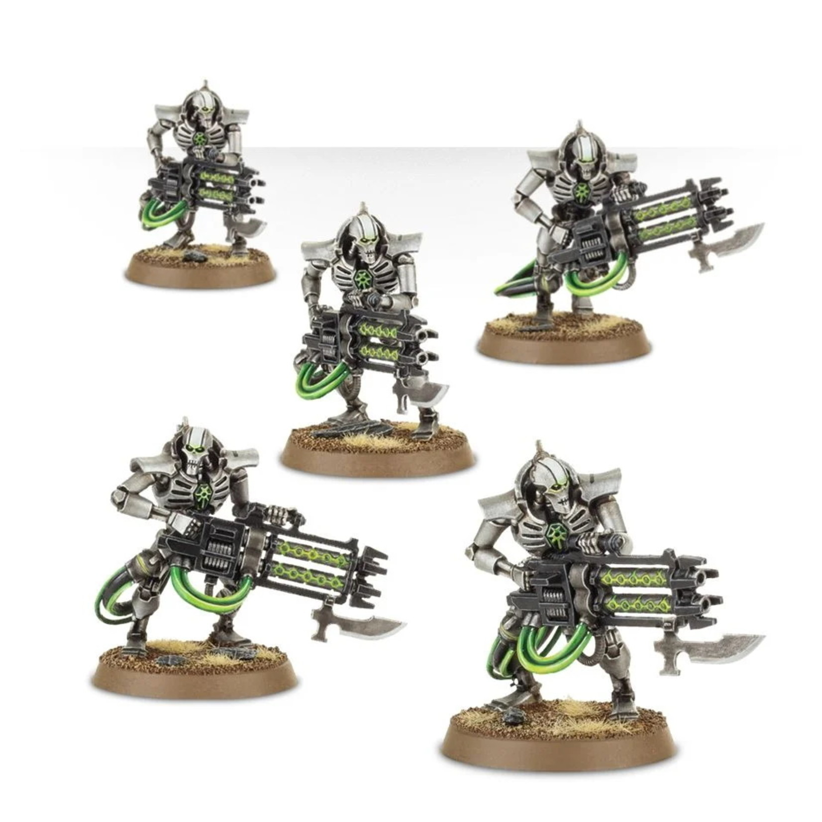 Games Workshop Necron Immortals/Deathmarks