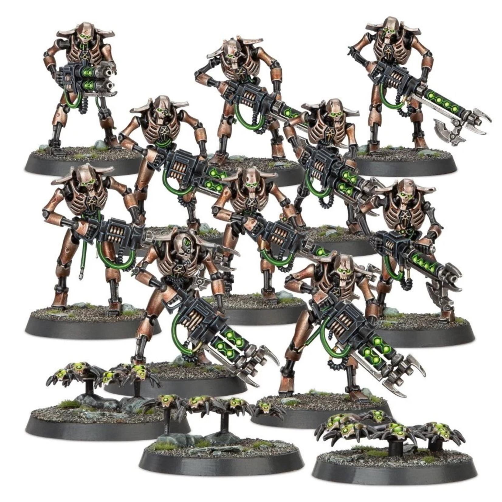 Games Workshop Necrons Warriors