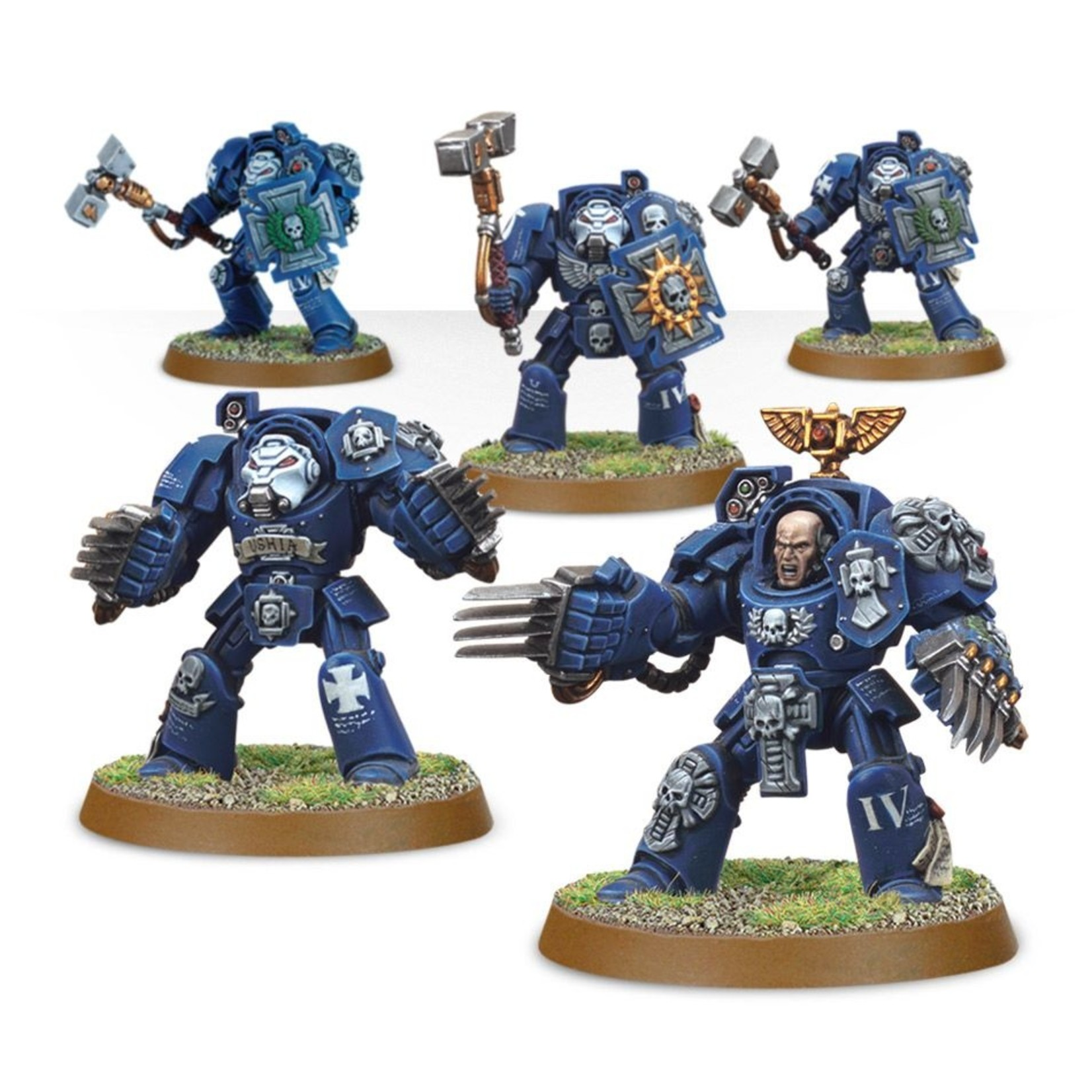 Games Workshop Terminator Close Combat Squad