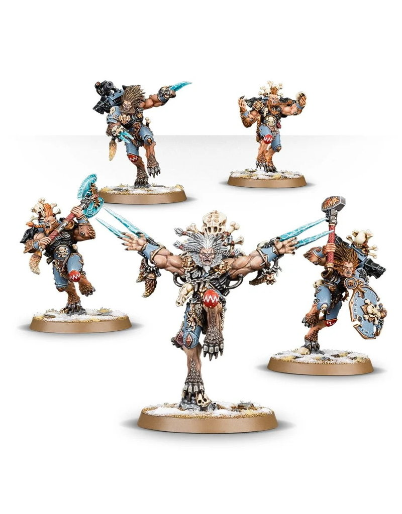 Games Workshop Space Wolves Wulfen