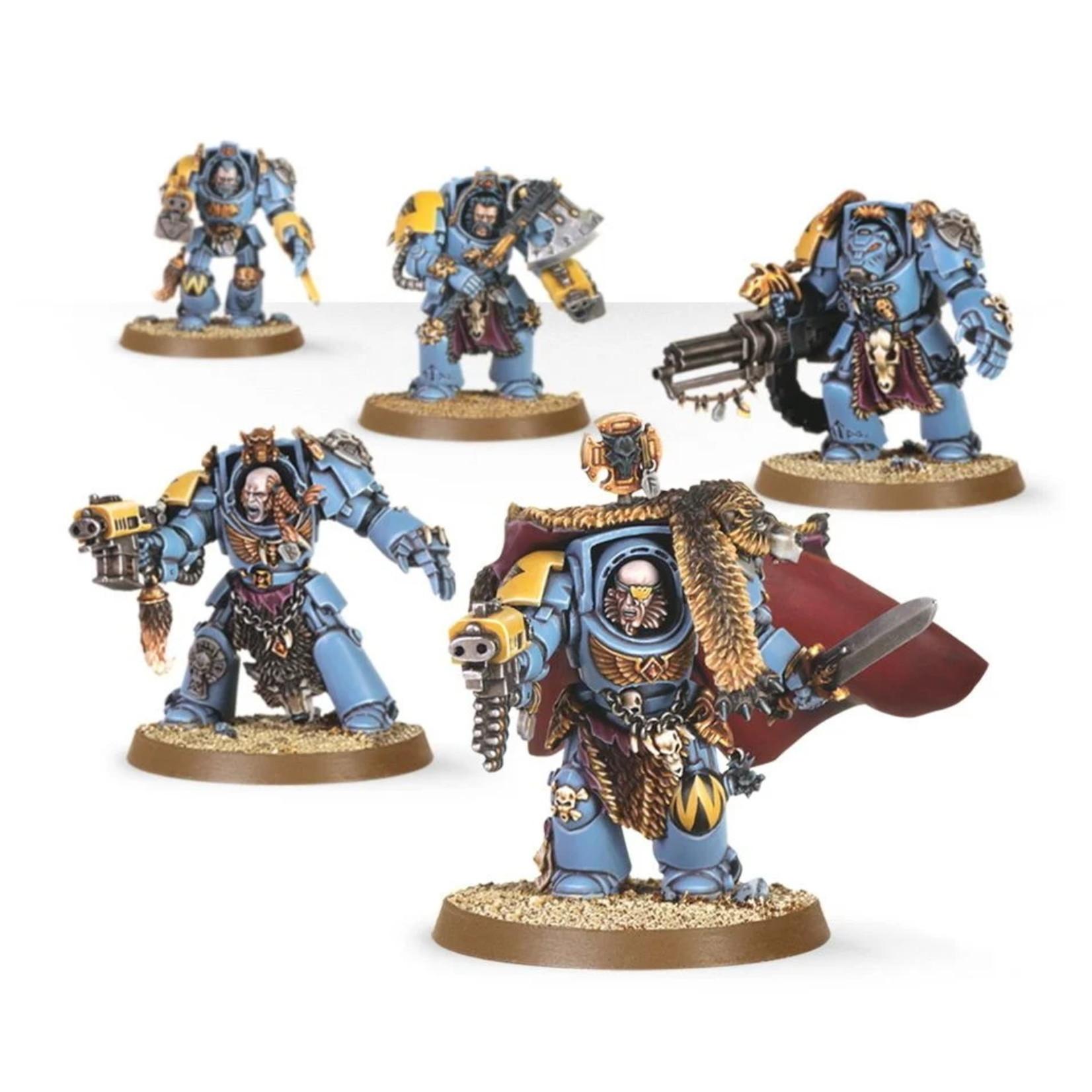 Games Workshop Wolf Guard Terminators