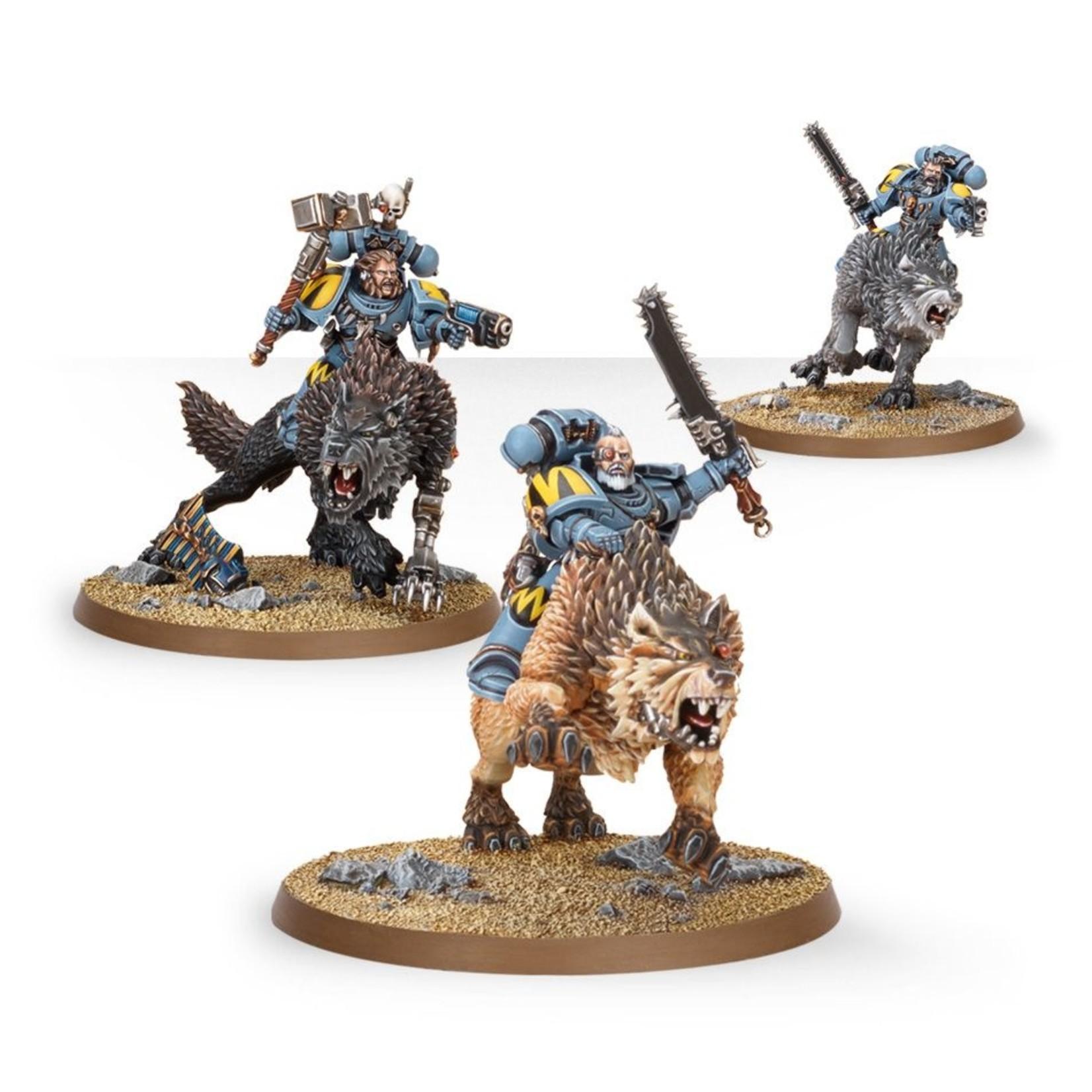 Games Workshop Thunderwolf Cavalry