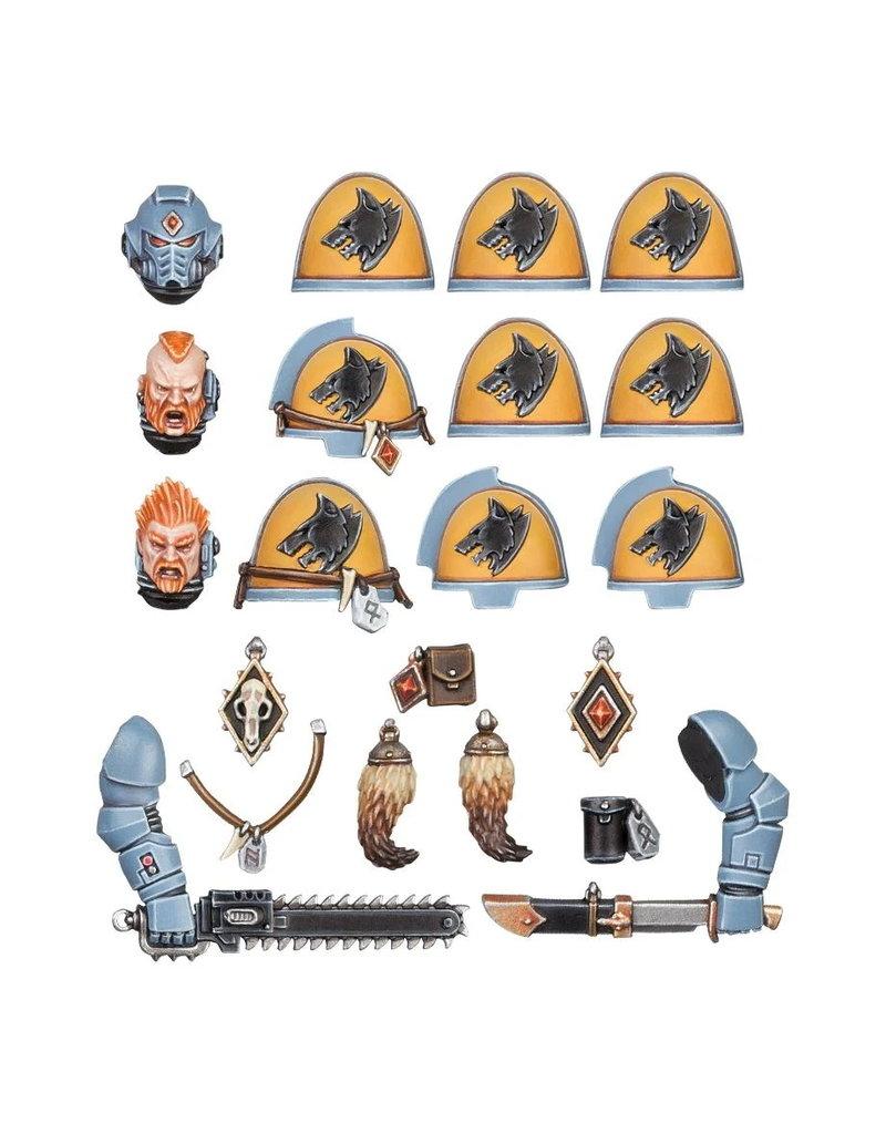 Games Workshop Space Wolves Primaris Upgrades