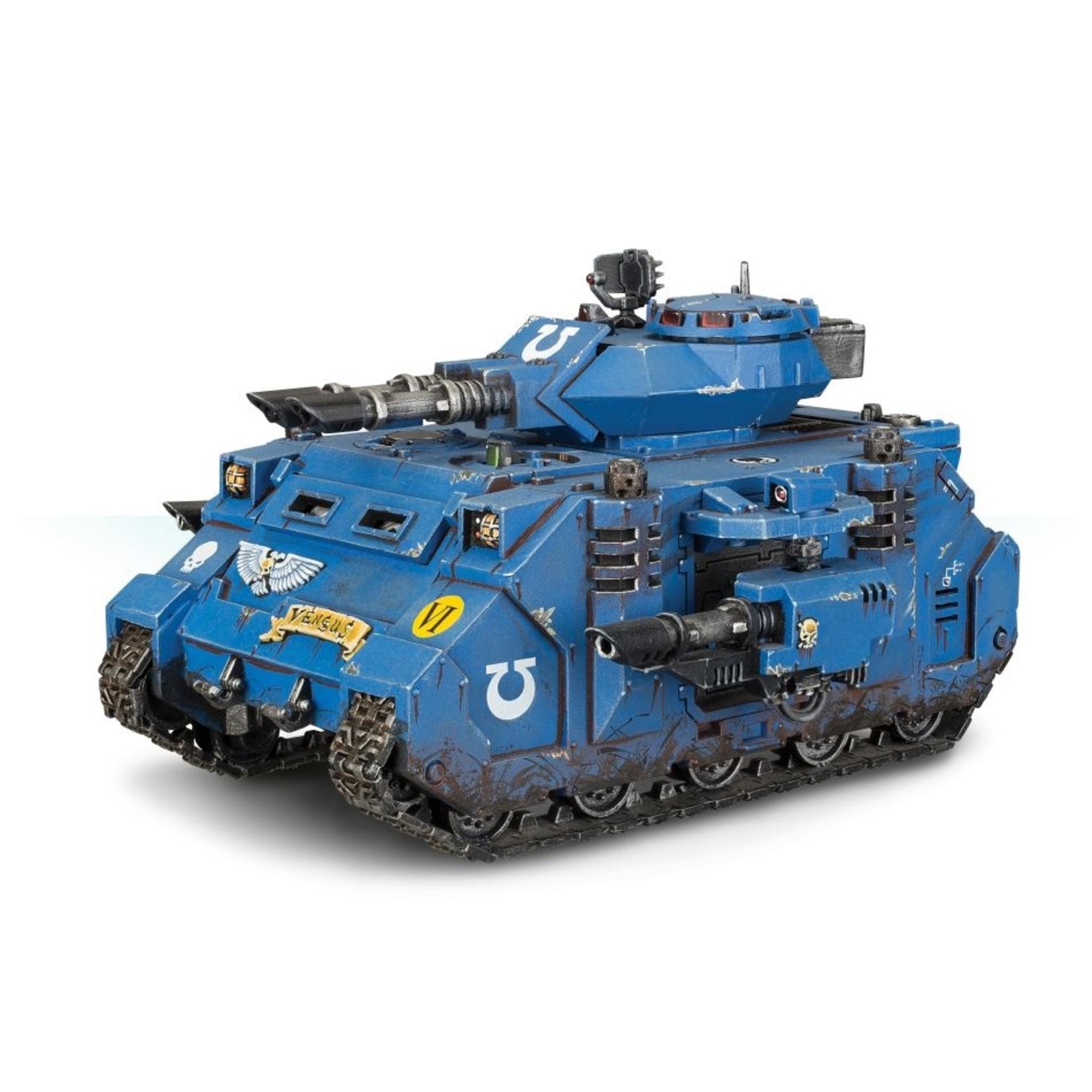 Games Workshop Space Marines Predator