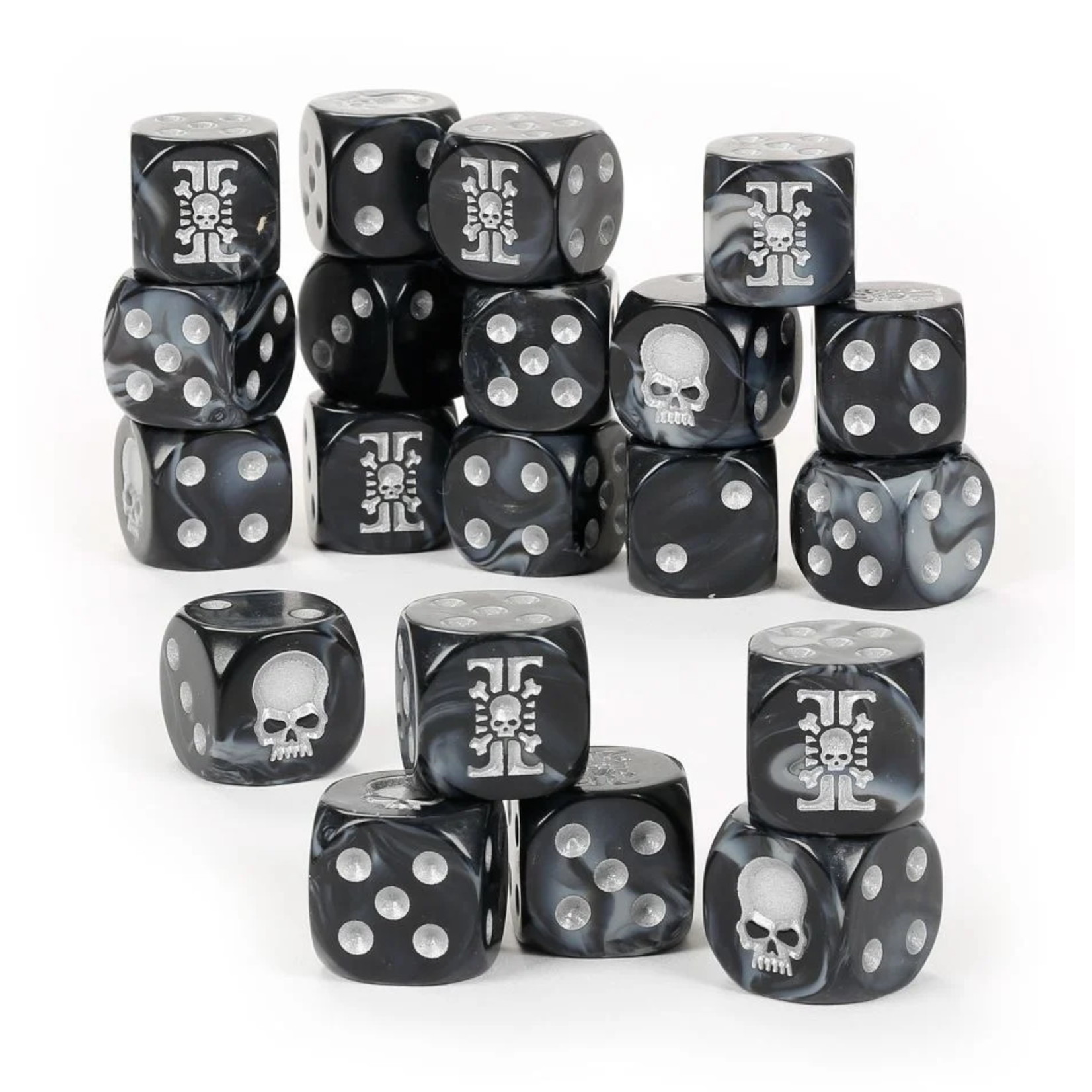 Games Workshop Deathwatch Dice Set