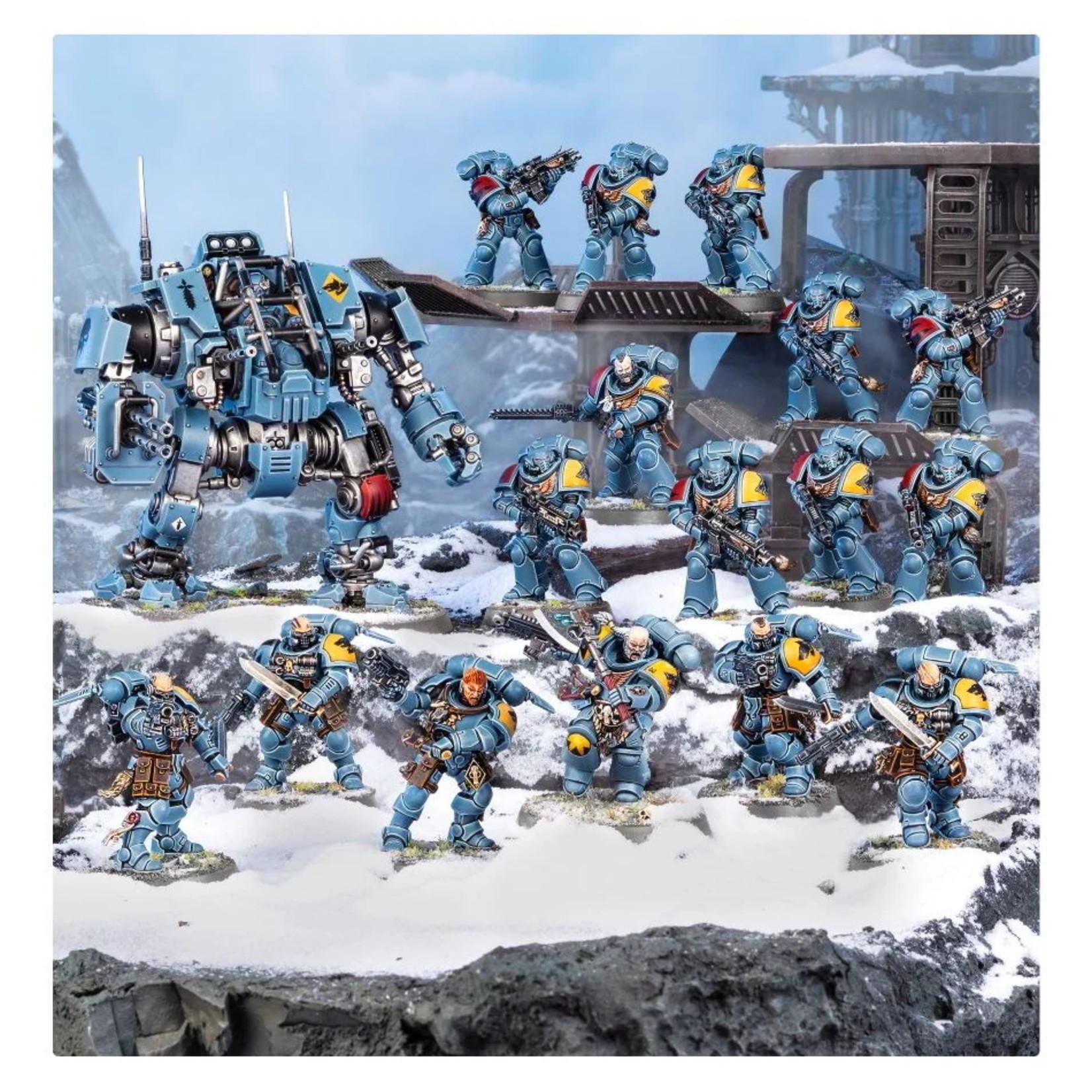 Games Workshop Combat Patrol: Space Wolves