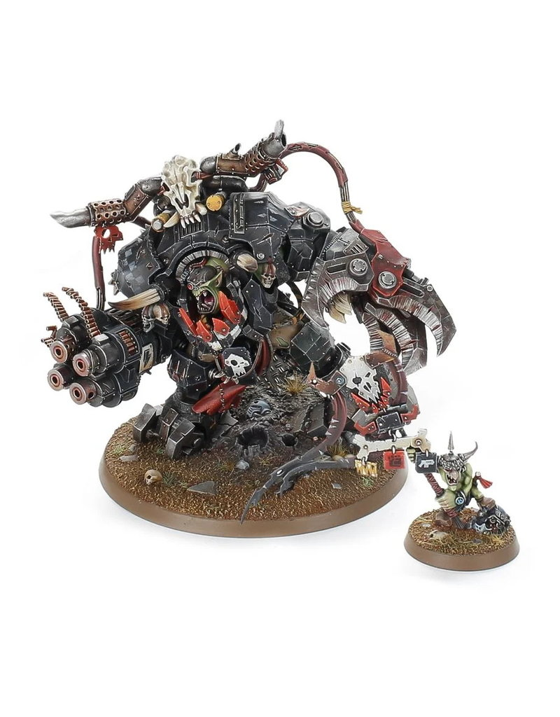 Games Workshop Ghazghkull Thraka