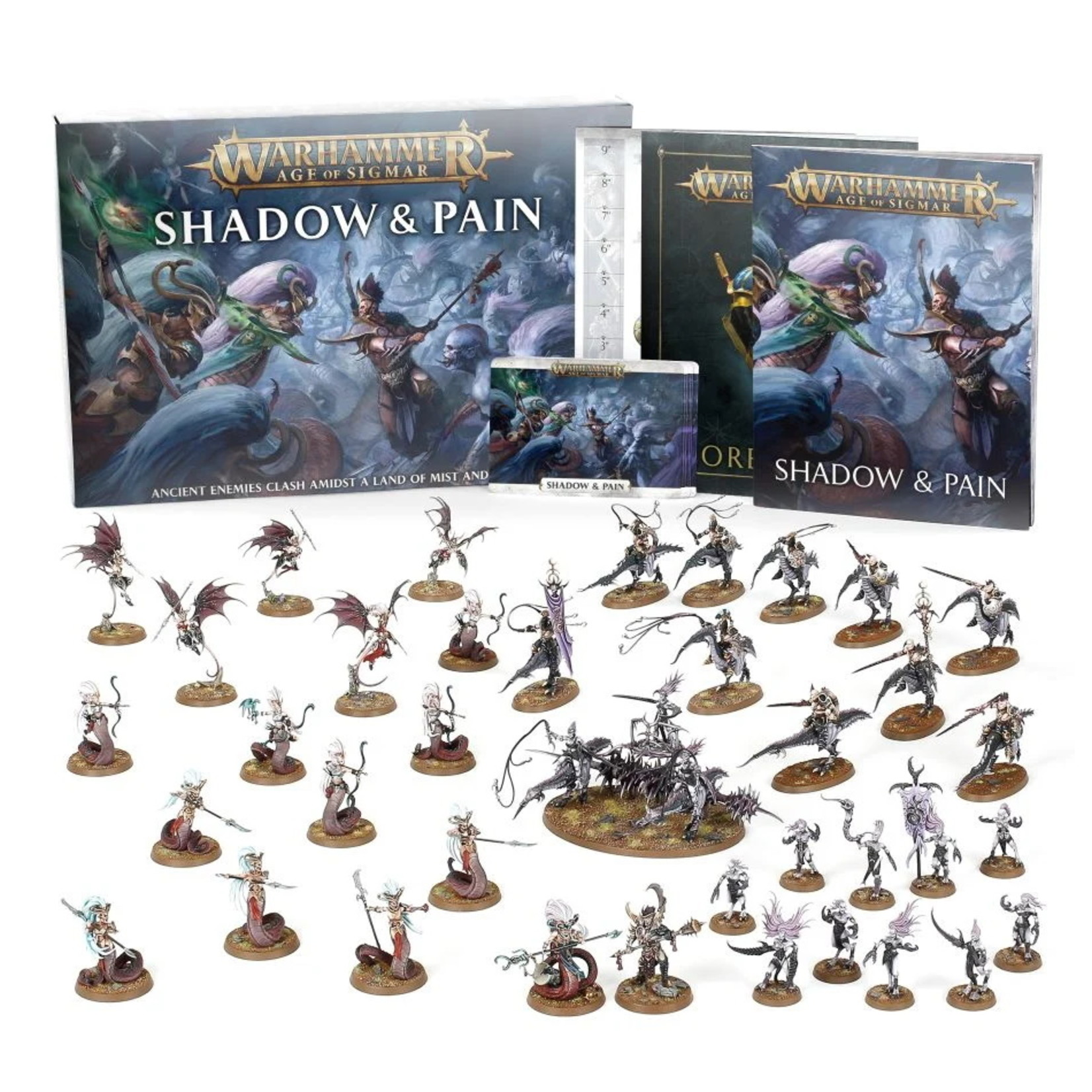 Games Workshop Shadow & Pain