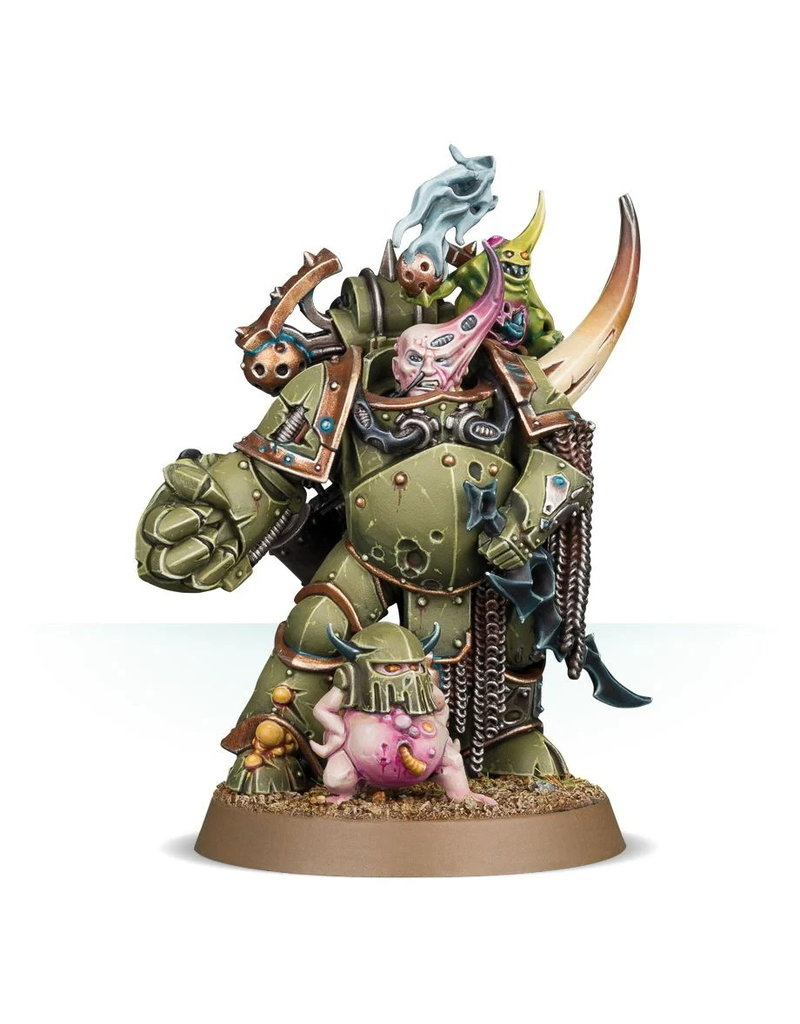 Games Workshop Plague Marine Champion
