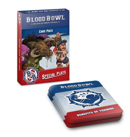 Games Workshop Blood Bowl Special Plays Card Pack