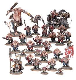 Games Workshop Ogor Mawtribes Battleforce – Meatgrinder Warglutt