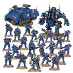 Games Workshop Space Marines: Battleforce – Interdiction Force
