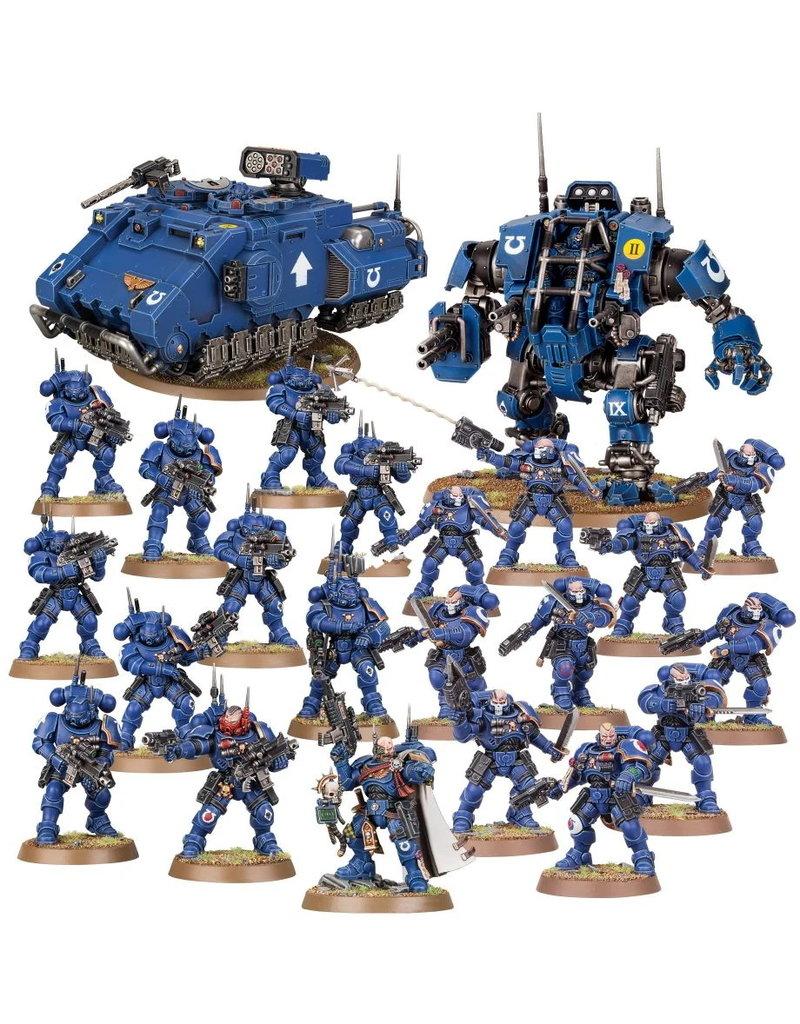 Games Workshop Space Marines: Battleforce – Interdiction Force