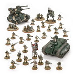 Games Workshop Astra Militarum: Battleforce – Bastion Platoon
