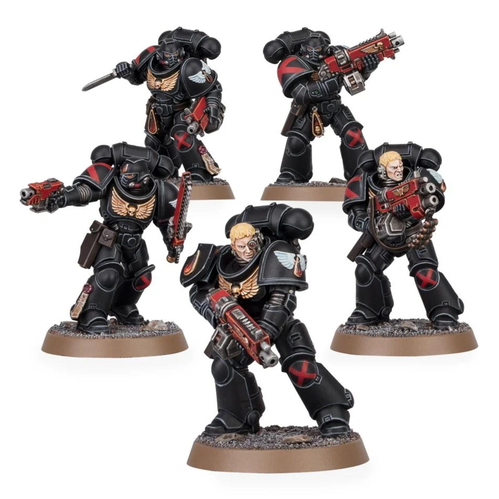 Games Workshop Blood Angels Death Company Intercessors