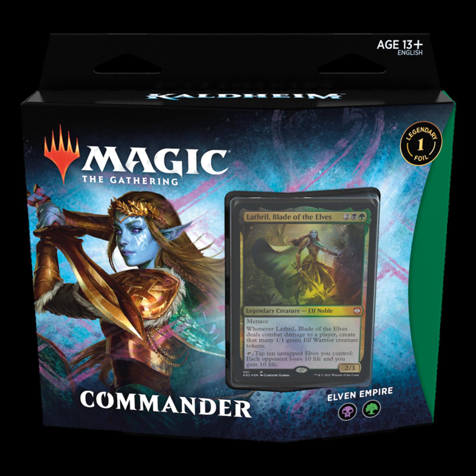 Kaldheim Commander Deck: Golgari