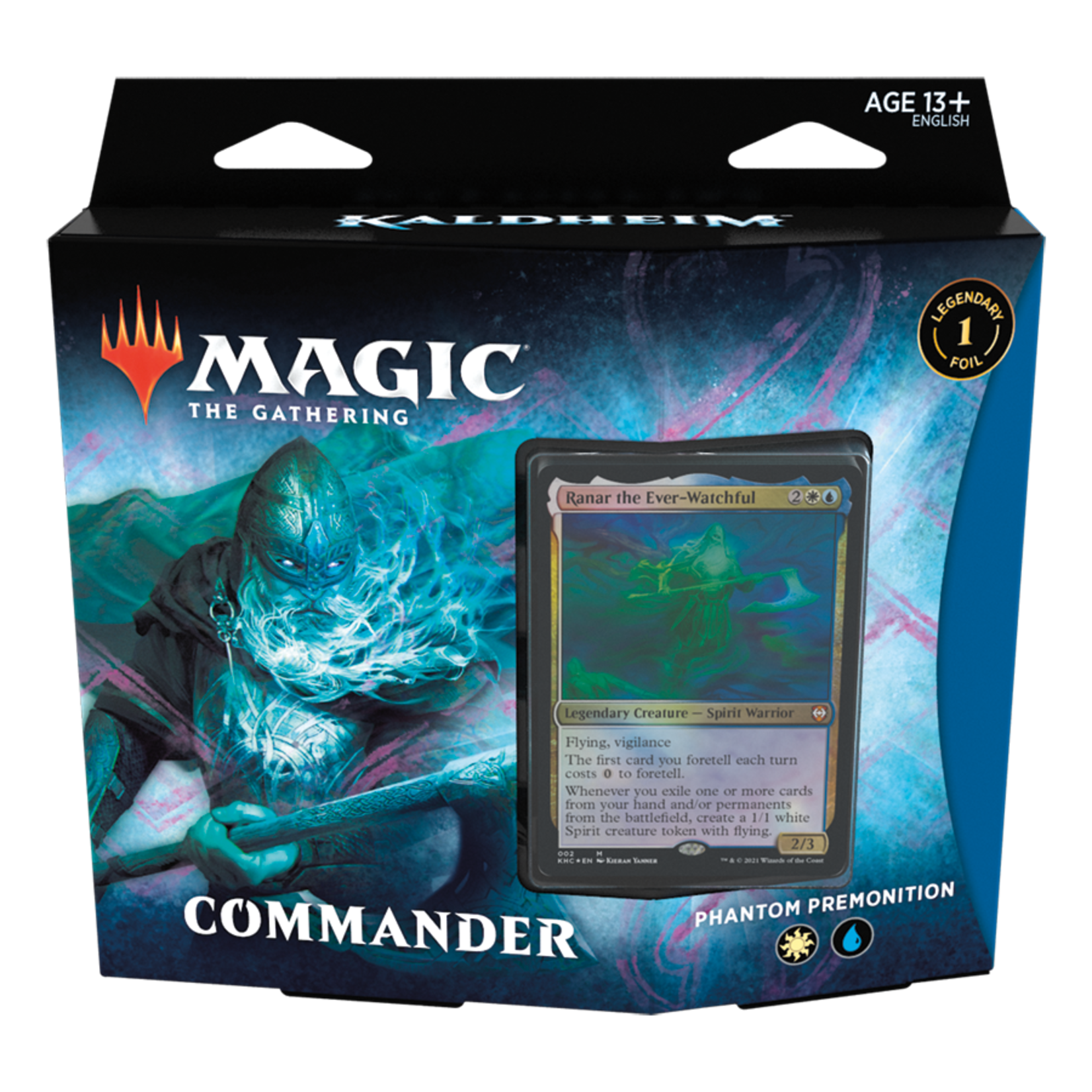 Kaldheim Commander Deck: Azorius