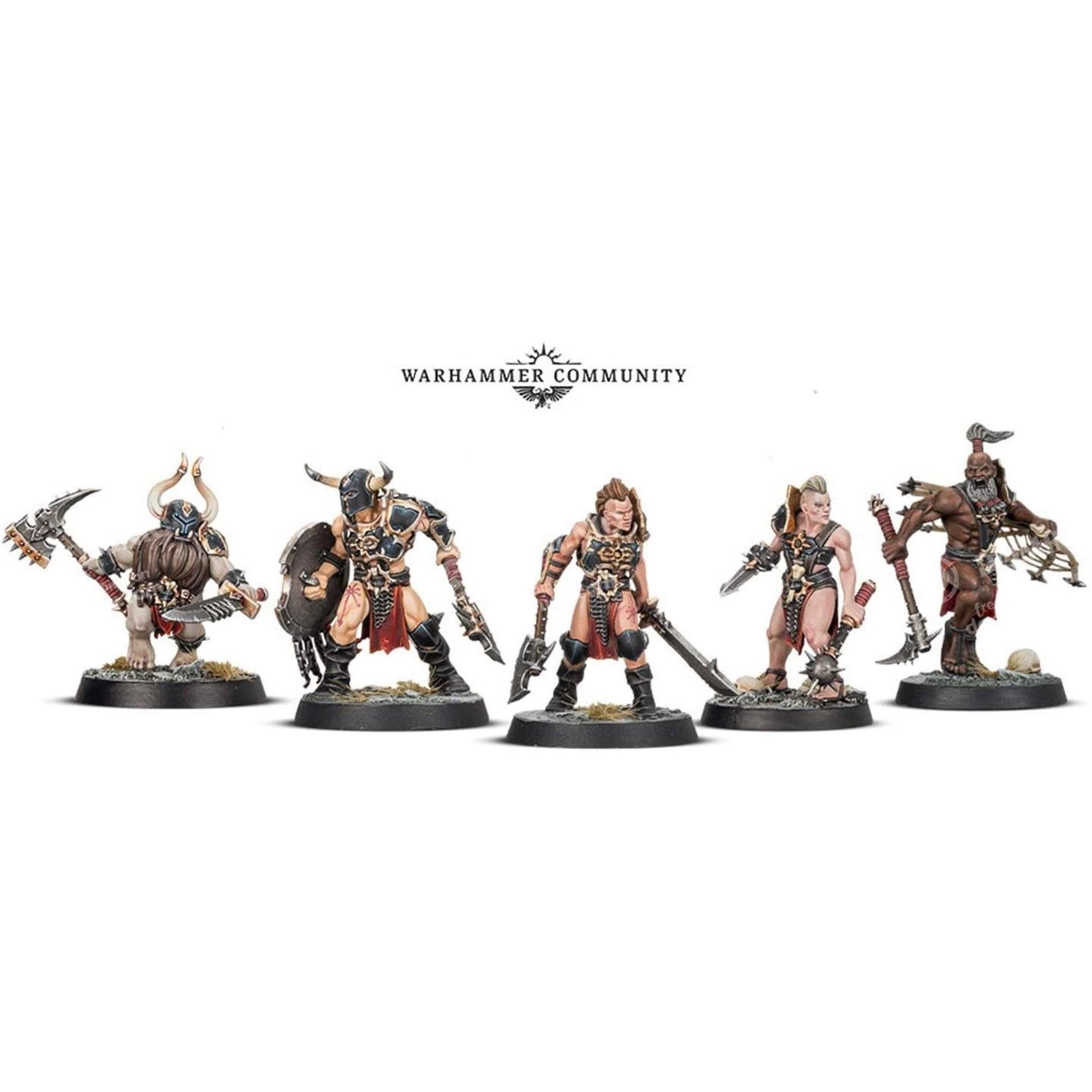 Games Workshop Warcry: Spire Tyrants