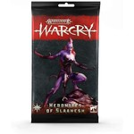 Games Workshop Warcry: Hedonites Of Slaanesh Cards